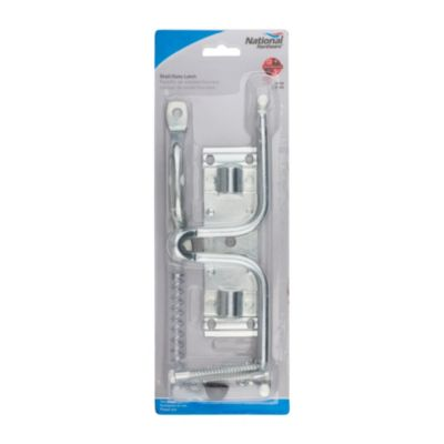 National Hardware N214-304 V1136 Stall//Gate Latches Zinc plated