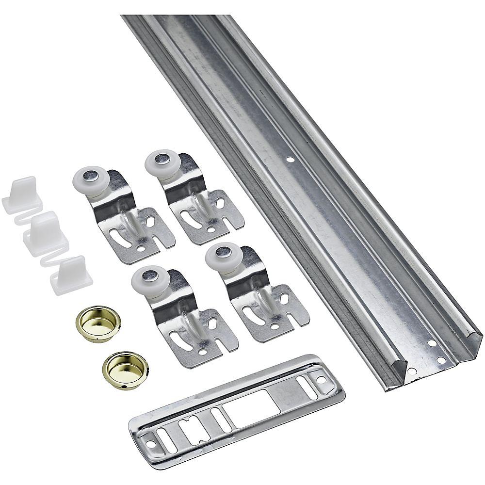771 By-Passing Door Hardware - N343-111 | National Hardware