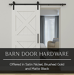 Interior Sliding Door Hardware | National Hardware