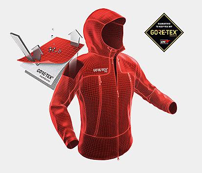 65a2c983c5 Avec GORE-TEX® Pro, The North Face vous offre des produits parfaits pour  les sports de montagne :