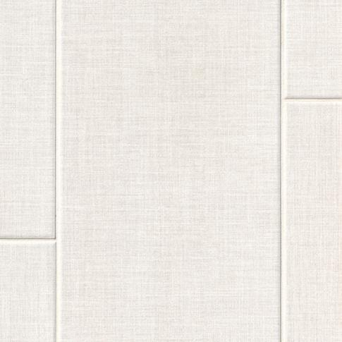 Linho Off White Ceramic Floor Tile 12 X