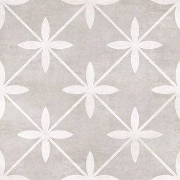 Patterned Tile The