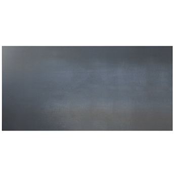 Steel Blue Matte Ret Porcelain Wall and Floor Tile - 24 x ...