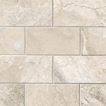 Queen Beige Polished 3 X 6 In The Tile Shop