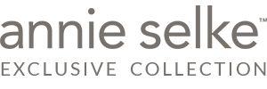 Annie Selke logo.