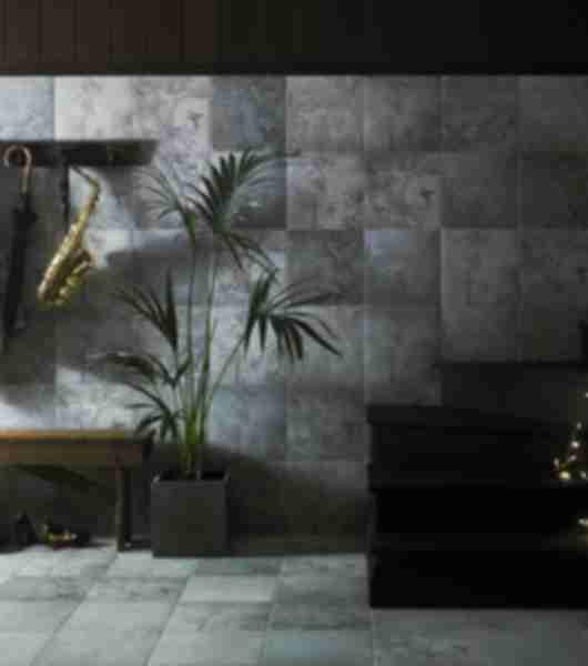 ceramic floor tiles.