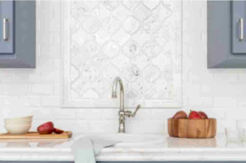 Camilla-White Tile Studio Set