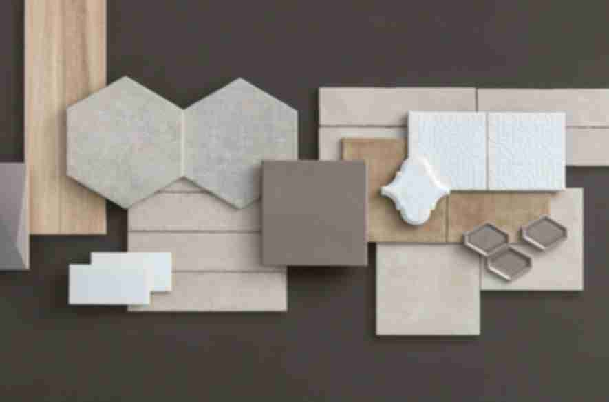 ceramic tile assortment variety