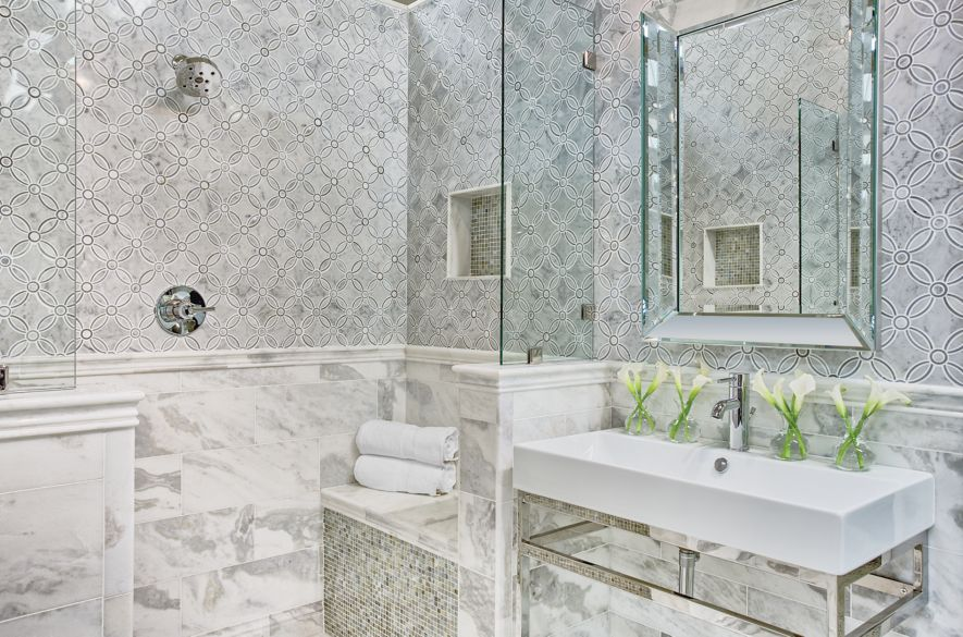 Weu0027ll Never Stop Loving Grey Tile, And Here Is One Of The (many) Reasons  Why.