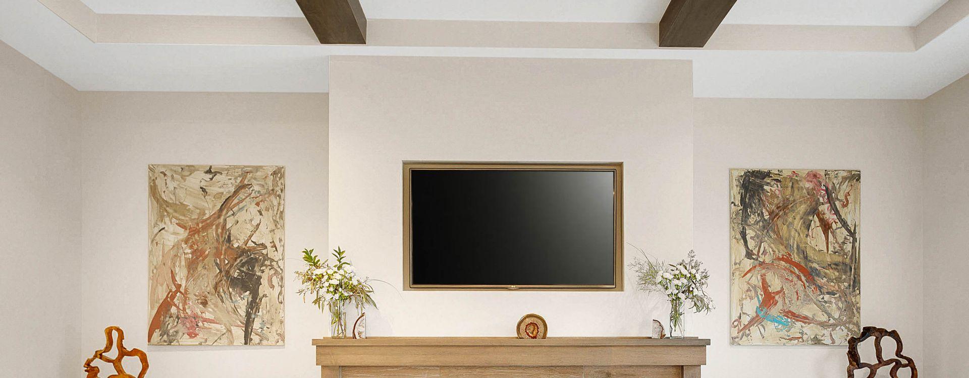 Fireplace Tile Designs Trends Ideas The Tile Shop