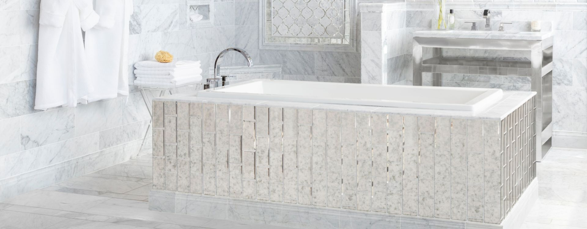 Bathroom Tile Designs, Trends & Ideas for 2019 – The Tile Shop