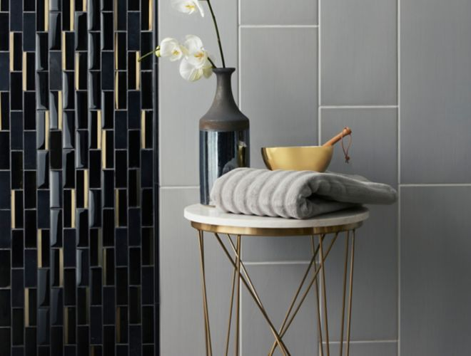 Gl Stone Mix Mosaic Tile The