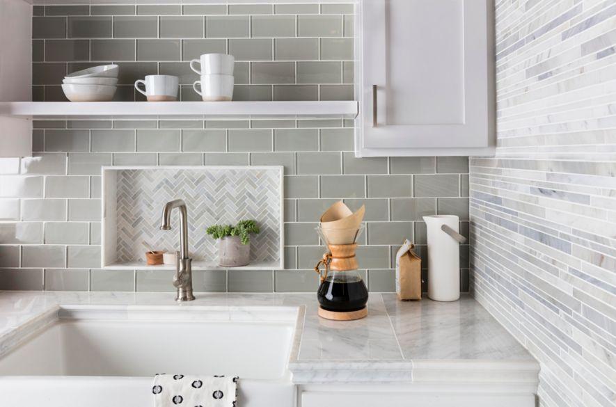 Backsplash Tile Designs, Trends & Ideas - The Tile Shop