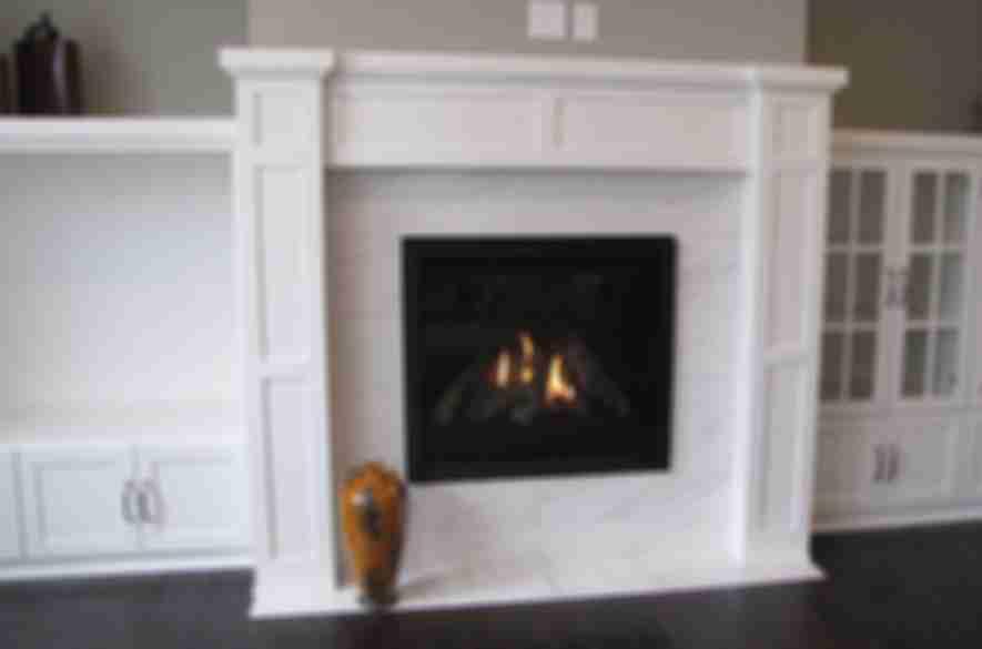 white ceramic stove backsplash tiles.