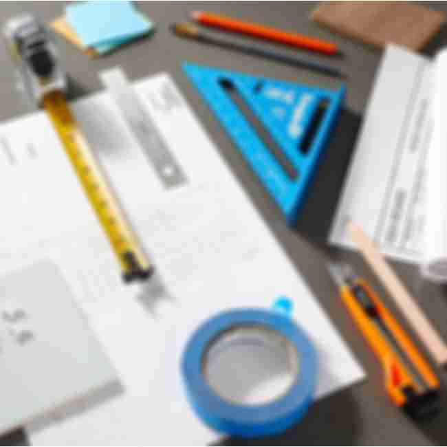 tile installation planning