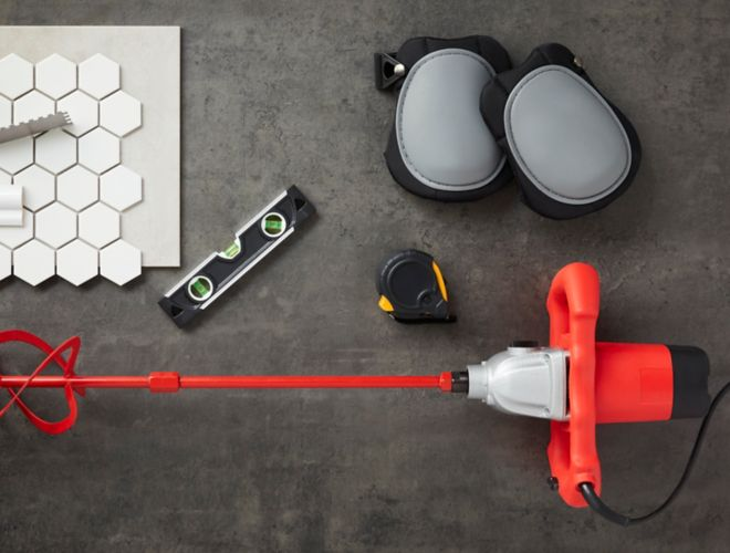 Professional Tiling Installation Tools