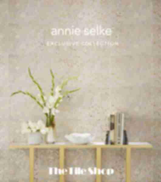 Annie Selke Catalog Cover.