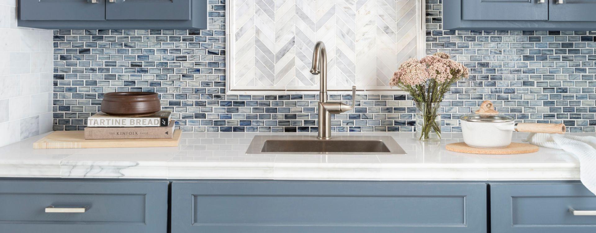 kitchen backsplash tiles.
