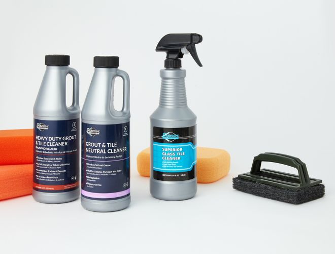Superior cleaner products and sponges.