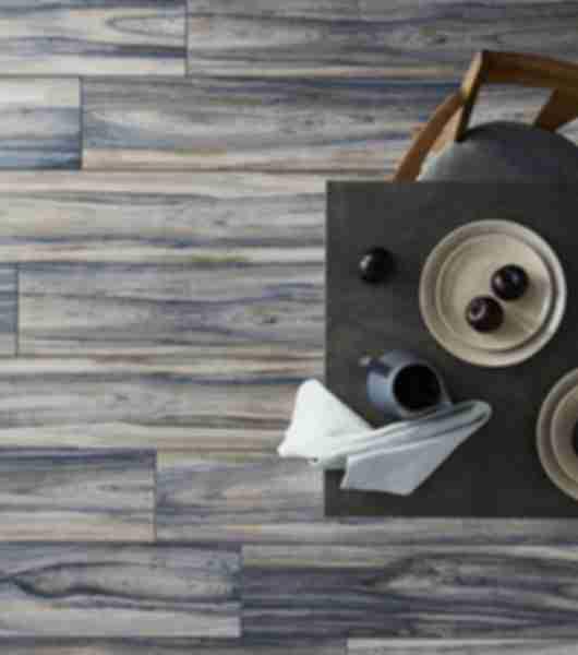 wood look tiles.