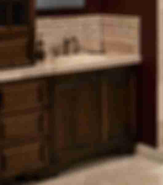 Wood look tile.