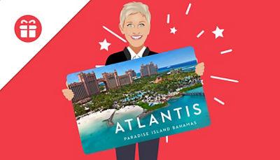 Win a 5-Night Stay at Atlantis Paradise Island Resort!