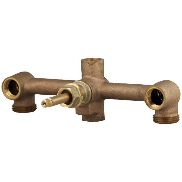 Primary Product Image for Pfister 3-Handle Tub & Shower Rough-In Valve