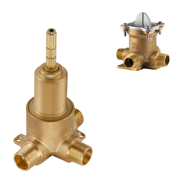 Primary Product Image for Pfister 2-Port 3-Way Diverter Valve