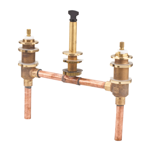 Primary Product Image for Pfirst Series 3-Hole Fixed Roman Tub Rough-In Valve