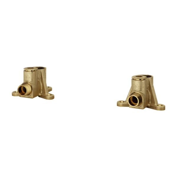 """Primary Product Image for Tisbury 2-Hole 8"""" Free-Standing Rough-in Valve"""