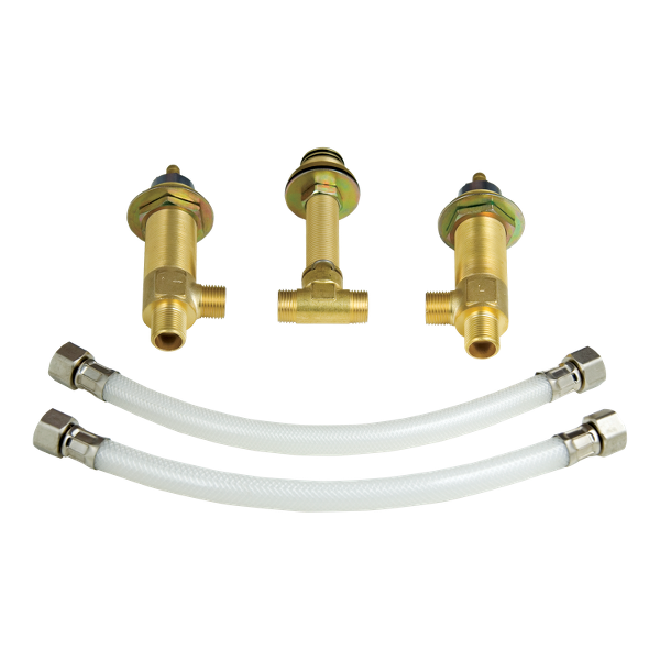 Primary Product Image for Pfirst Series 3-Hole Adjustable Roman Tub Rough-In Valve