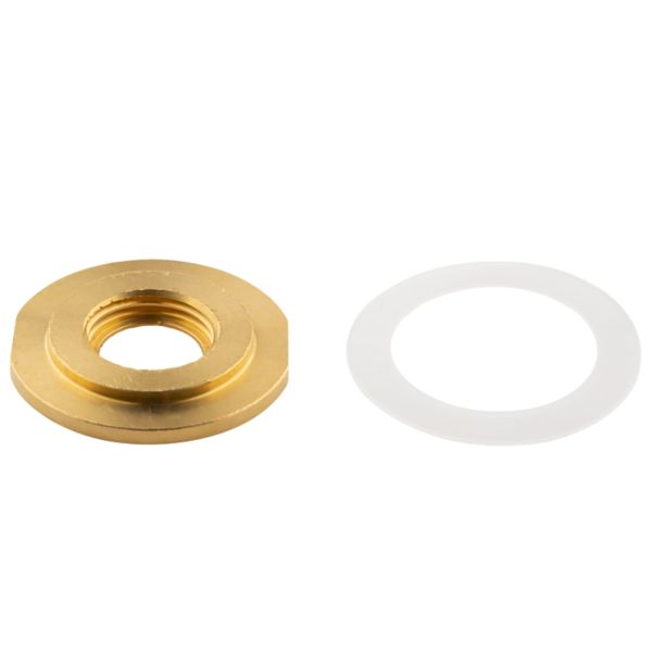 Primary Product Image for Genuine Replacement Part Mounting Nut and Washer for Roman Tub Spout 0X6