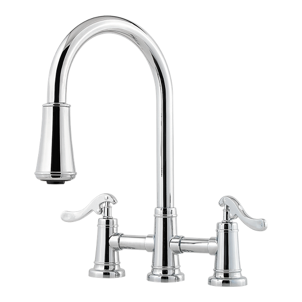 Primary Product Image for Ashfield 2-Handle Pull-Down Kitchen Faucet
