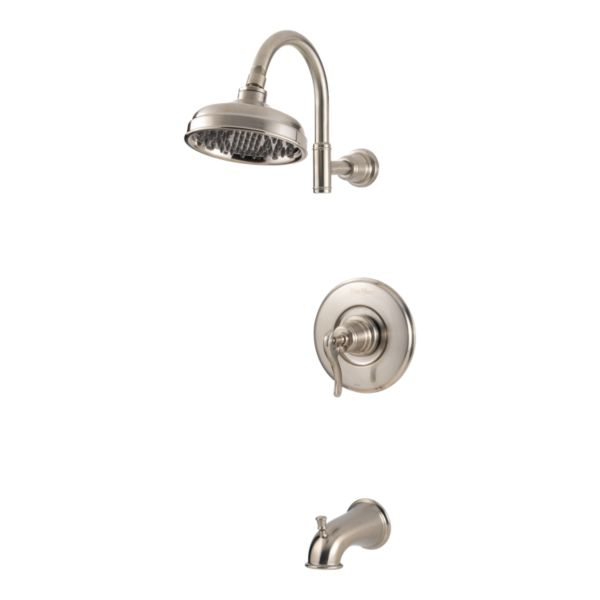 Primary Product Image for Ashfield 1-Handle Tub & Shower Trim