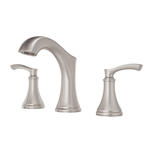 """Primary Product Image for Auden 2-Handle 8"""" Widespread Bathroom Faucet"""