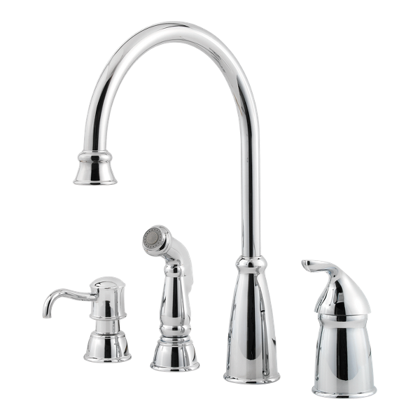 Primary Product Image for Avalon 1-Handle Kitchen Faucet