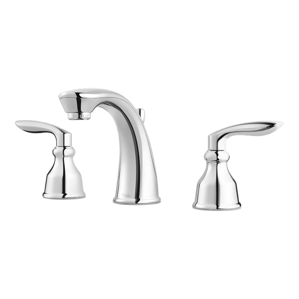 "Primary Product Image for Avalon 2-Handle 8"" Widespread Bathroom Faucet"