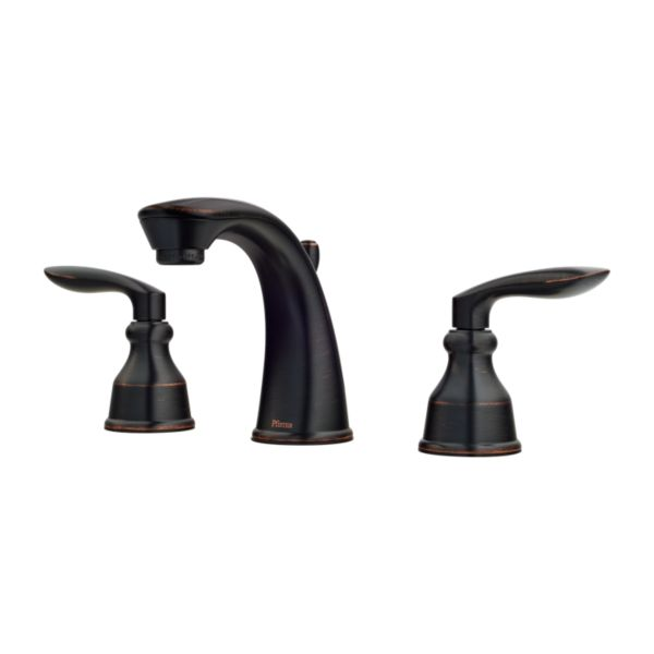 """Primary Product Image for Avalon 2-Handle 8"""" Widespread Bathroom Faucet"""