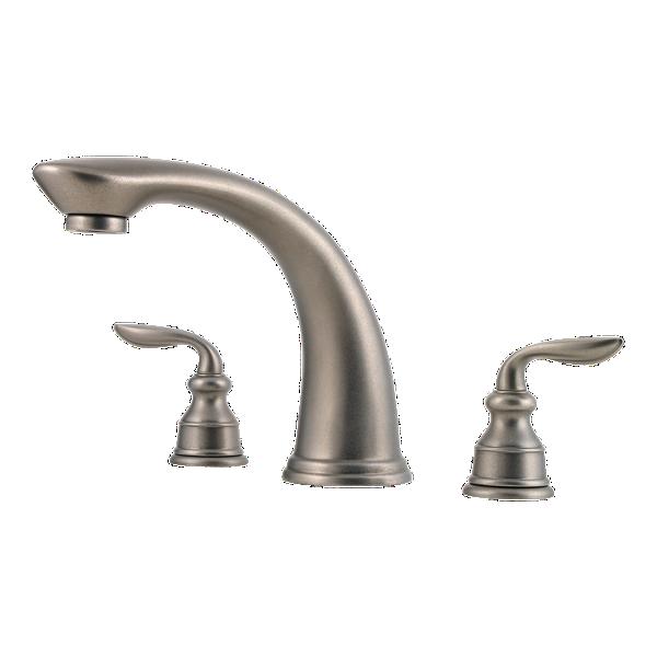 Primary Product Image for Avalon 2-Handle Roman Tub Trim, less Hub & Handles