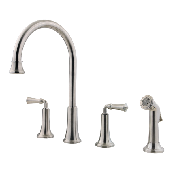 Primary Product Image for Bellport 2-Handle Kitchen Faucet