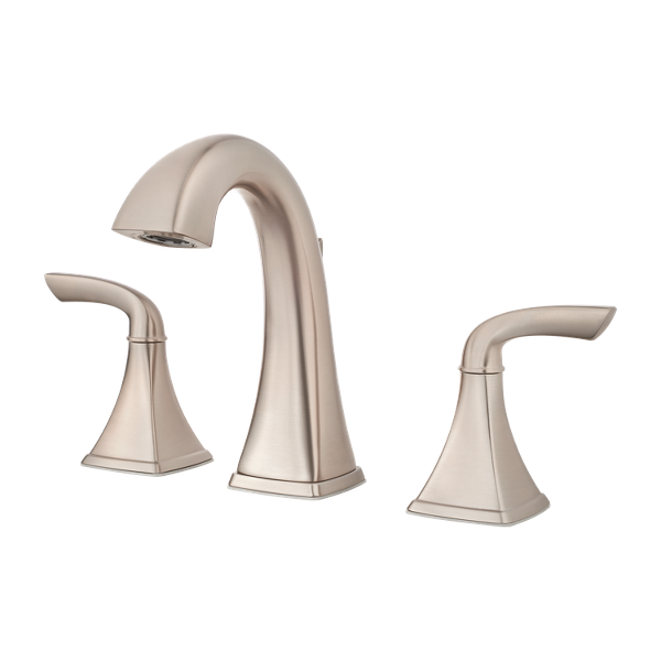 """Primary Product Image for Bronson 2-Handle 8"""" Widespread Bathroom Faucet"""