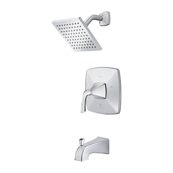 Primary Product Image for Bronson 1-Handle Tub/Shower Trim