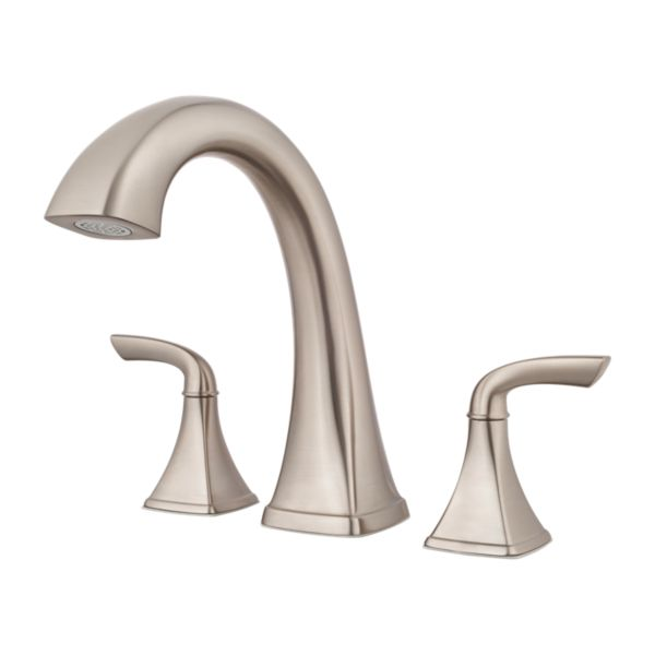 Primary Product Image for Bronson 2-Handle Complete Roman Tub Trim