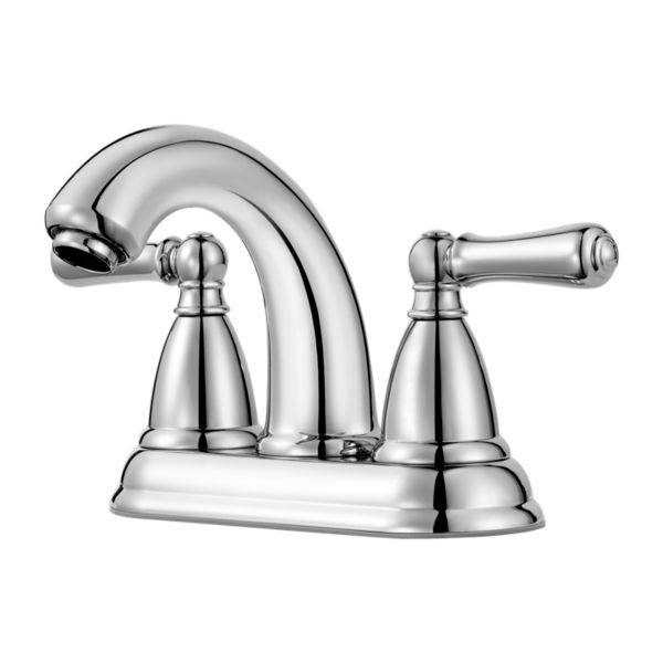 "Primary Product Image for Canton 2-Handle 4"" Centerset Bathroom Faucet"