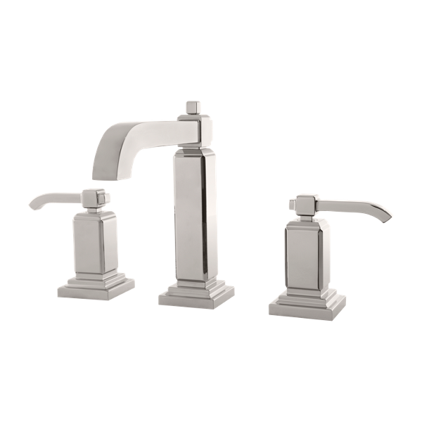 "Primary Product Image for Carnegie 2-Handle 8"" Widespread Bathroom Faucet"