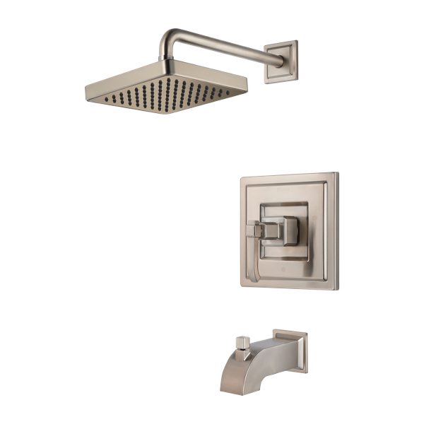Primary Product Image for Carnegie 1-Handle Tub & Shower Trim