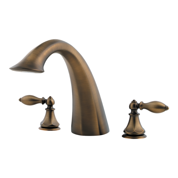 Primary Product Image for Catalina 2-Handle Complete Roman Tub Faucet