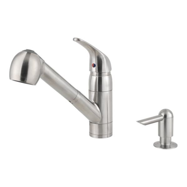 Primary Product Image for Classic 1-Handle Pull-Out Kitchen Faucet