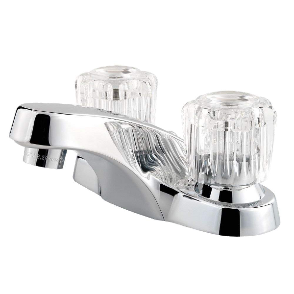 """Primary Product Image for Classic 2-Handle 4"""" Centerset Bathroom Faucet"""