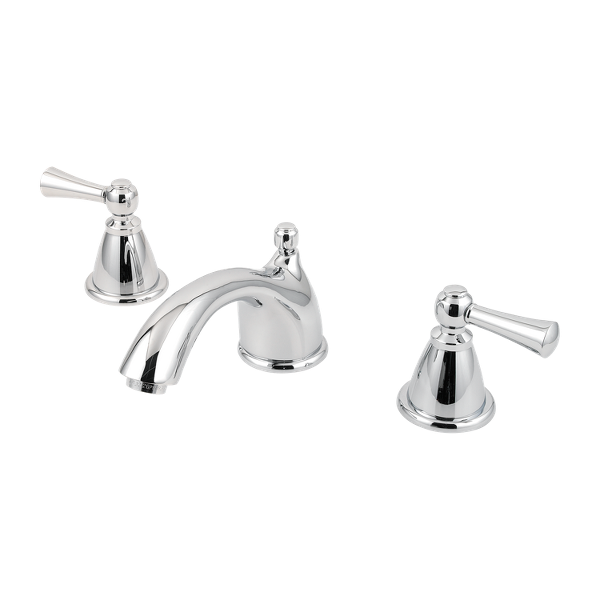 "Primary Product Image for Classic 2-Handle 8"" Widespread Bathroom Faucet"